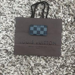 Louis Vuitton money holder